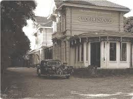 Station Vogelezang